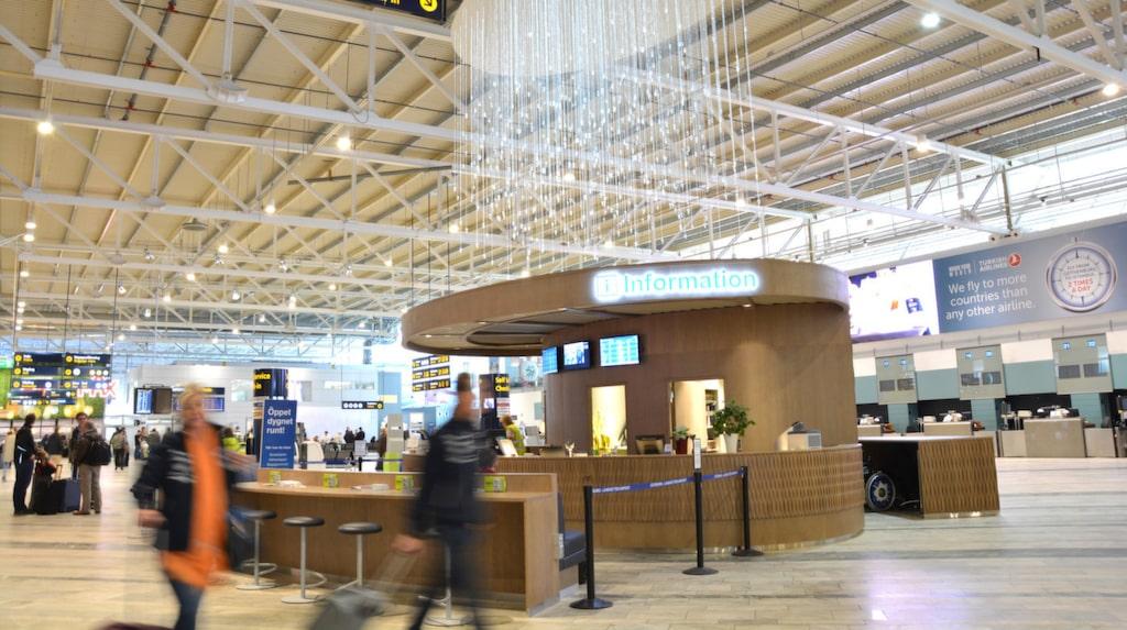 Landvetters flygplats får åter igen en direktlinje till Birmingham.