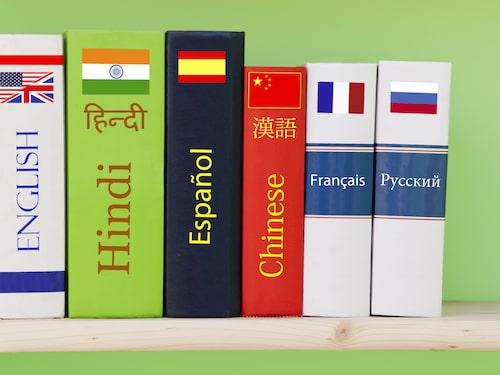 Varför inte passa på att lära dig ett nytt språk?