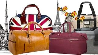 TEST: 6 mjuka weekendbags – budget och lyx | Allt om Resor