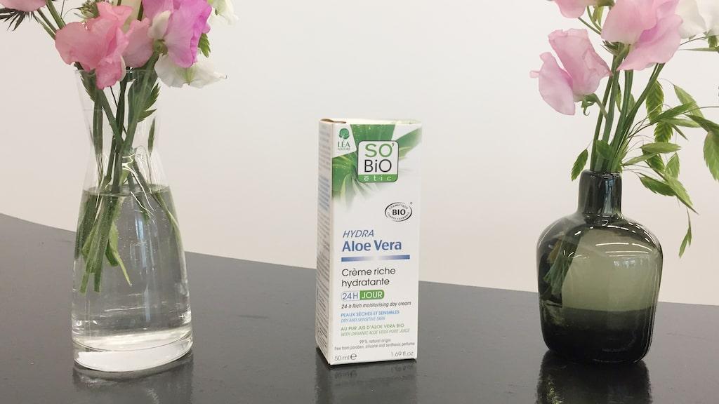 SO´BIO étic, Dermo defence cream, 50 ml