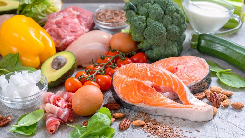 De vars kolhydratsintag utgjorde mindre än 45 procent av vad de åt på en dag löpte större risk att drabbas.