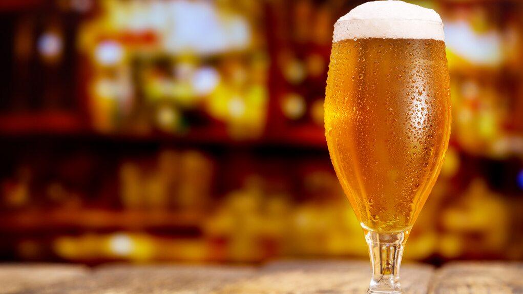 Öl smakar helt klart olika beroende på serveringstemperatur.