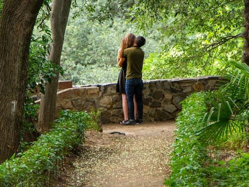 Gör som Tbilisiborna, hitta lugnet i Botaniska trädgården.