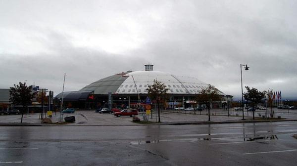 """Stockholm har Globen – Borlänge har Kupolen"""