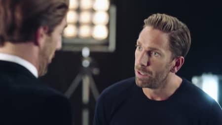 Henrik Lundqvist Tillbaka I Huvudrollen I Head Shoulders