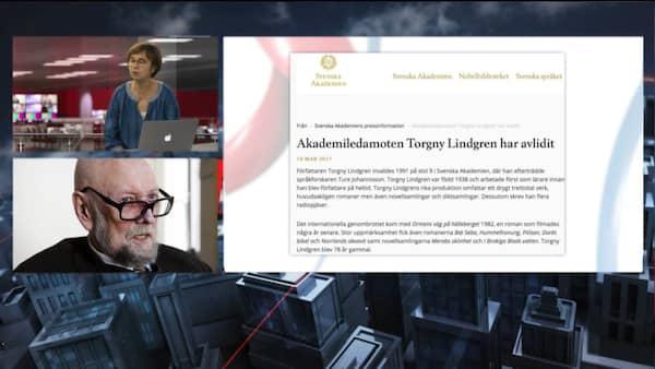 Svensk landslagstranare dod
