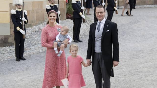 Kronprinsessfamiljen successionsordningen