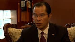 Tillslag mot dissidenter i kina