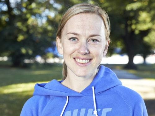 Kristine Symreng.