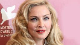 Madonna firade for en miljon
