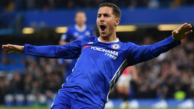 Man City Mot Chelsea: Hazard Blev Chelseas Hjälte Mot Man City (tv