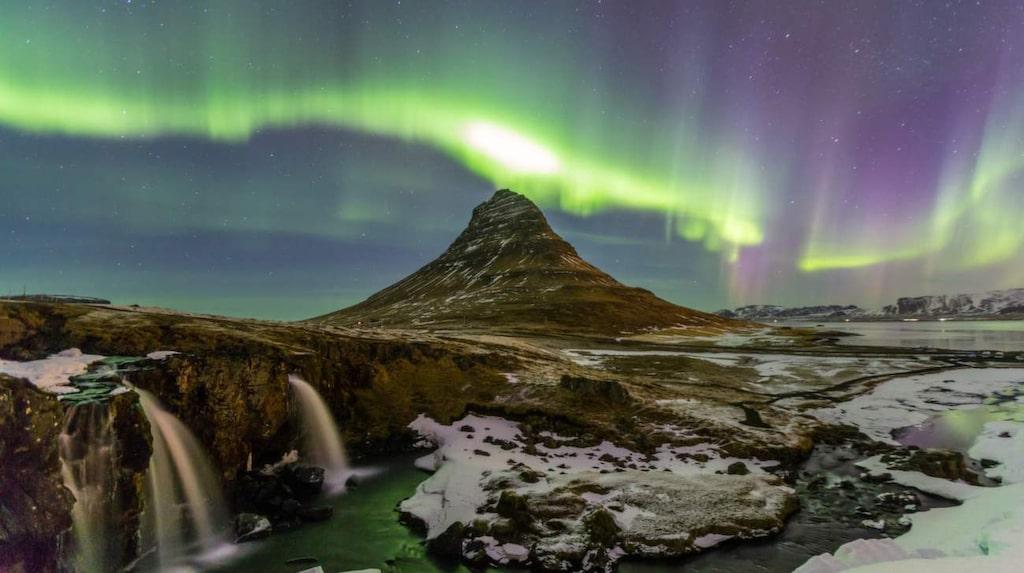 <p>Njut av Islands norrsken.</p>