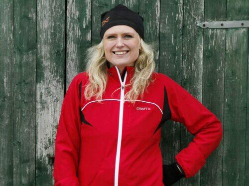 Lindha Wikström gick ner halva sin kroppsvikt.