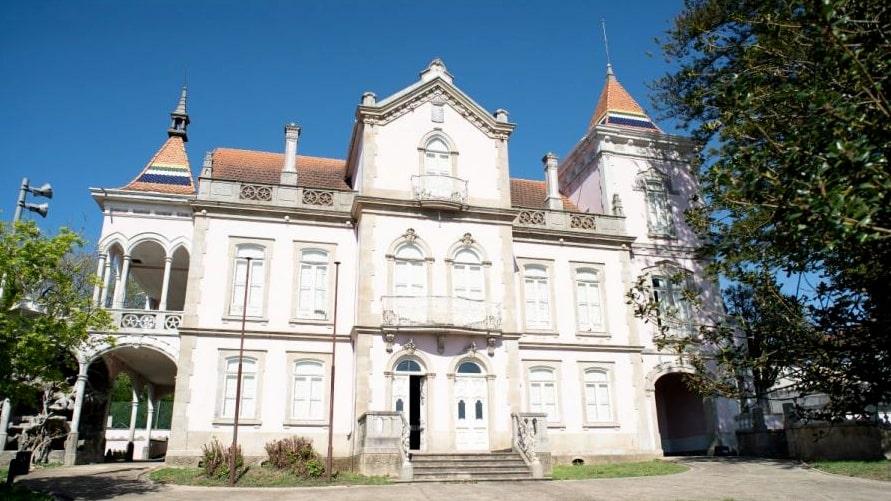 Palatset Palacete do Conde Dias Garcia har 70 rum – bra grund till ett hotell.