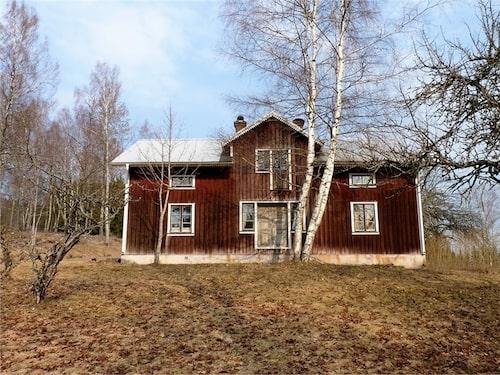 På 50-talet övergav ägarna huset i Koppom.