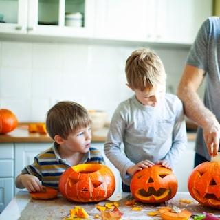 Halloween 2019 Darfor Firar Vi Helgen