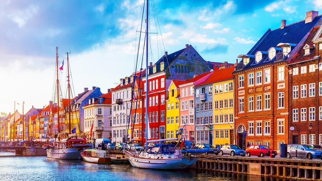 Köpenhamn, perfekt för en weekend.