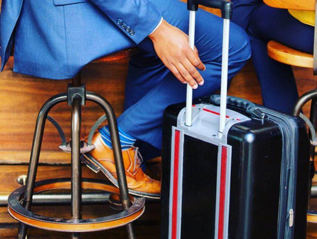 Väskan har fått namnet TraxPack.