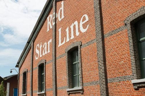 Red Star Line museum i Antwerpen är värt ett besök.