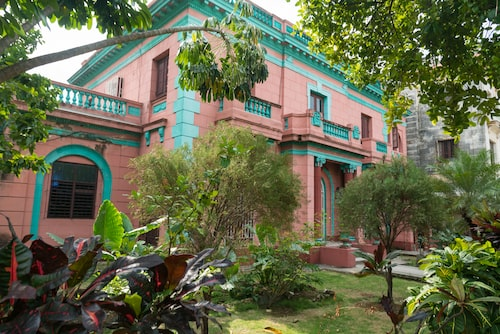 Art-decó-huset Casa de la Amistad.