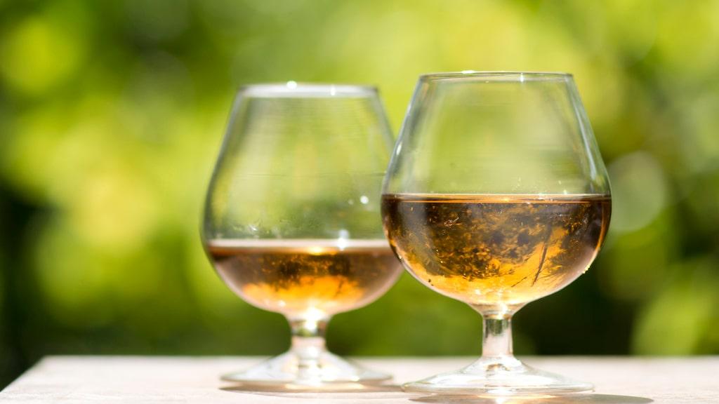 Söta viner passar perfekt till desserter, ostar och cigarrer