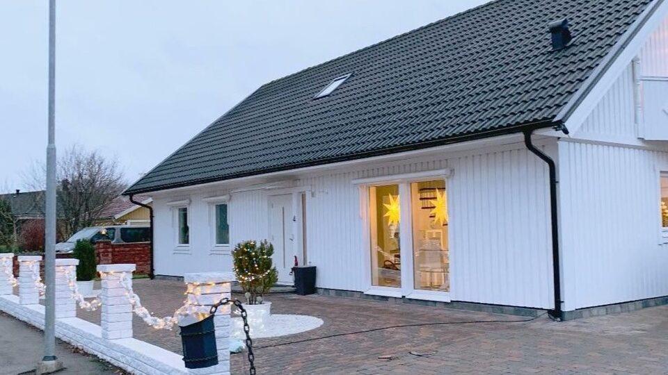 Här är huset som utsetts till Sveriges mysigaste hem.