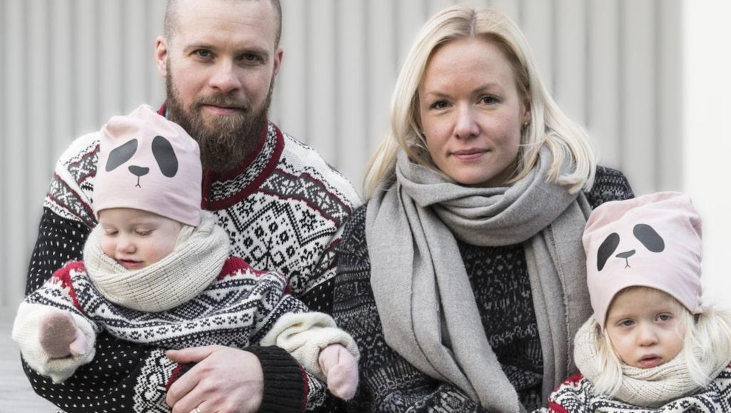 Familjen Färninger slog till direkt på huset när det var visning, och det har de aldrig ångrat. De älskar sitt hus på Värmdö utanför Stockholm.