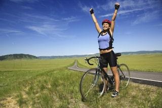 cykling och viktnedgång