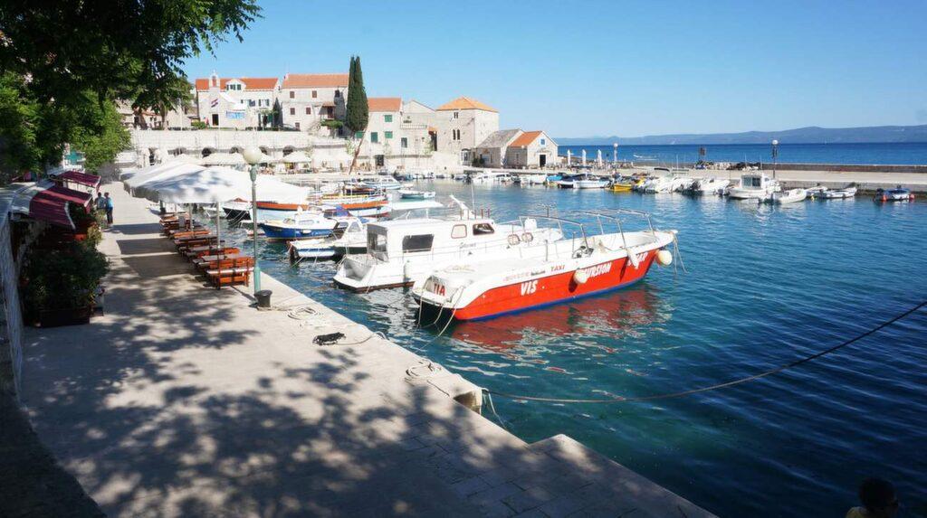 Brac är den största av Dalmatiens öar.