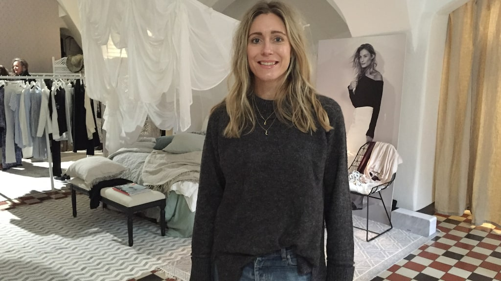 Ulrika Sjövall är designchef på Ellos och berättar allt om vårens trender i tv-klippet.