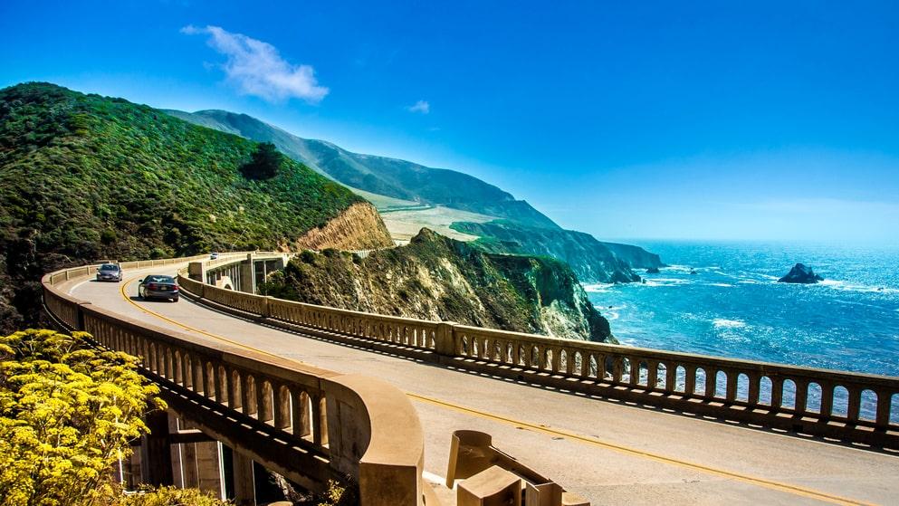 Den vackra kuststräckan i Big Sur är känslig för massturism.