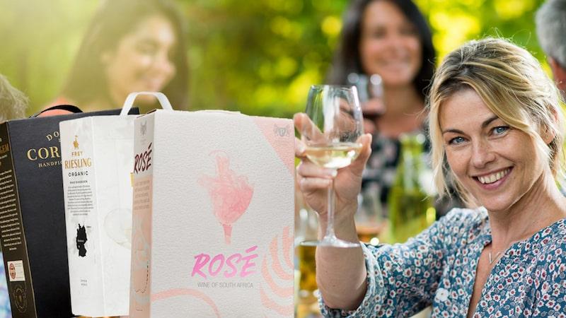 Vin på box är smidigt och bra under sommaren.