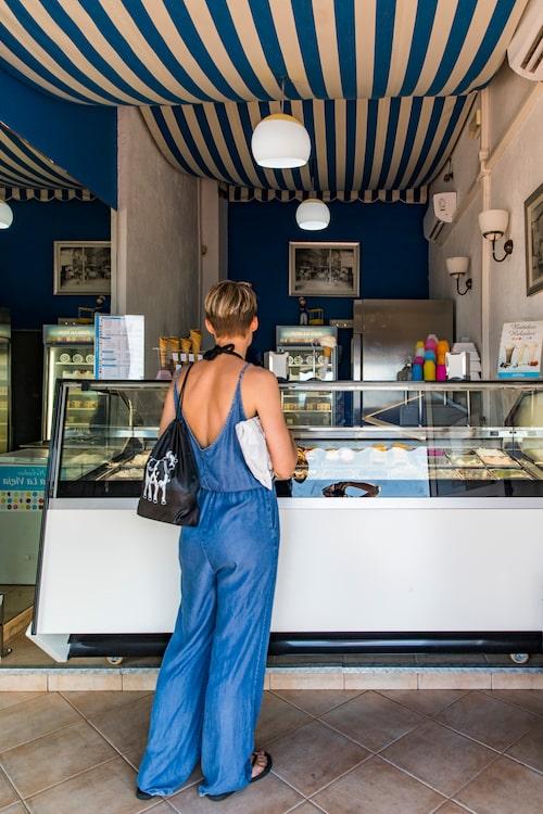 Svalka dig med en glass från Peña la Vieja, Gran Canarias bästa glasshak.