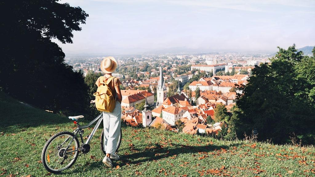 Ljubljana i Slovenien rankas som världens bästa stad för kvinnliga soloresenärer.