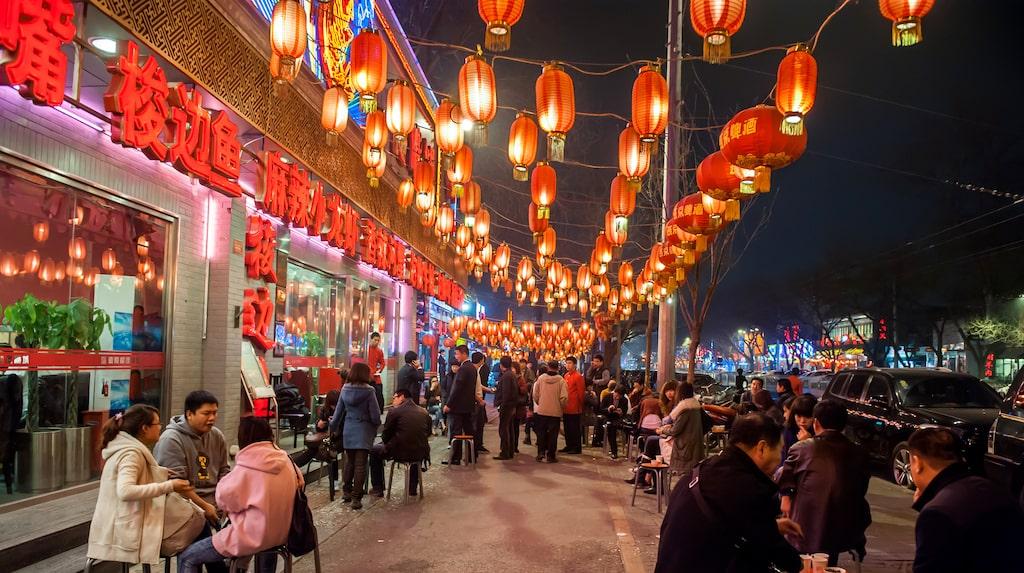 Vågar du prova street food i Kina har du en spännande upplevelse framför dig!