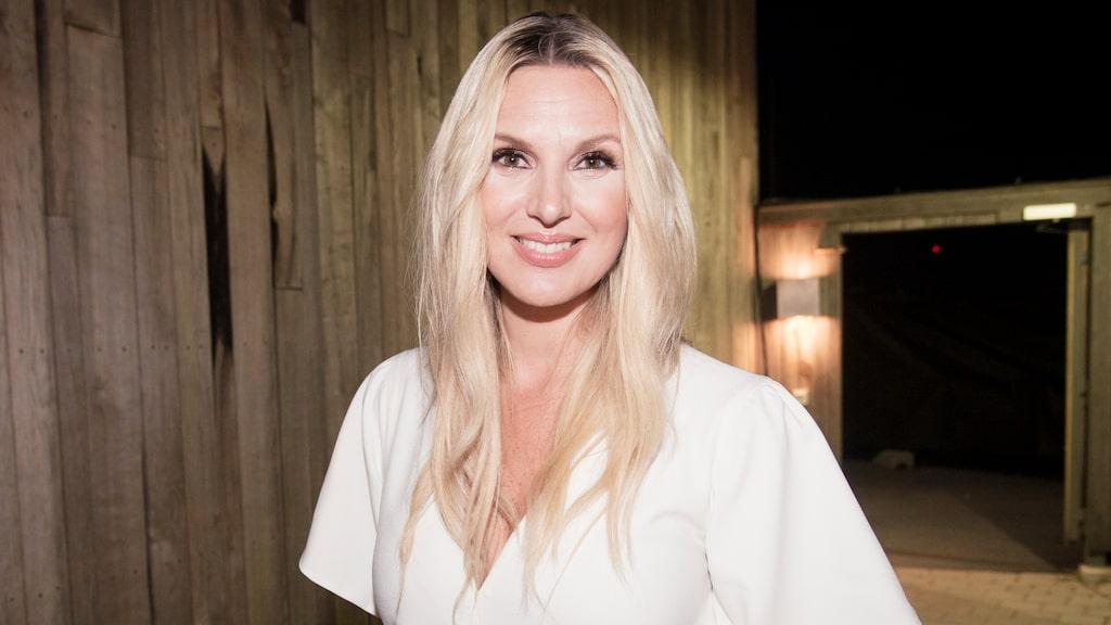 Sanna Nielsen drömmer om att uppträda på Caesars Palace i Las Vegas.