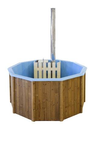 Koppla in badtunna elektriska