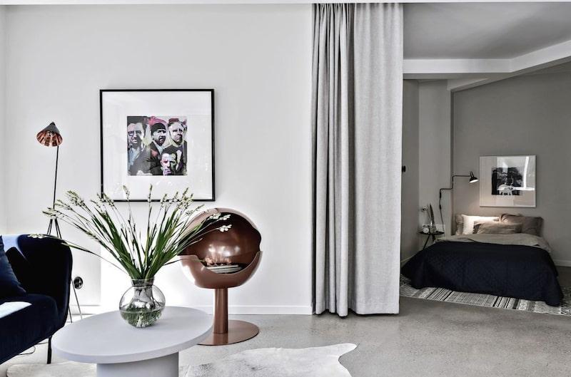 Lägenheten en del av en helt unik satsning på ett antal lagom stora och toppmoderna citylägenheter.