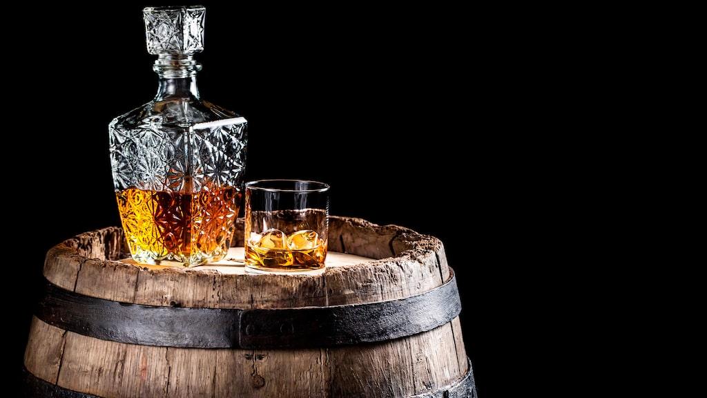 Whisky förknippas kanske inte med Frankrike i första hand. Ändå dricker de mest per capita.