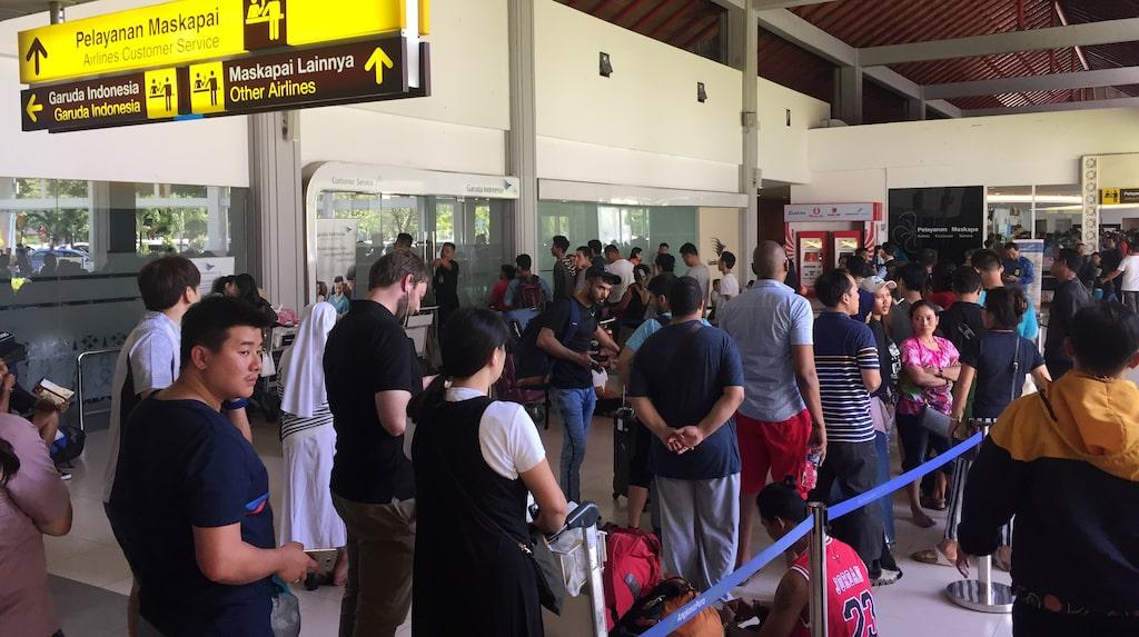 Indonesien beslöt nyligen att skärpa sin hållning till skadade pass.