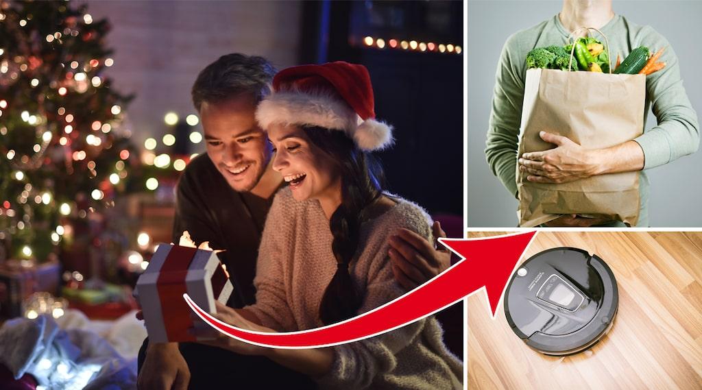 Varje år utses årets julklapp.