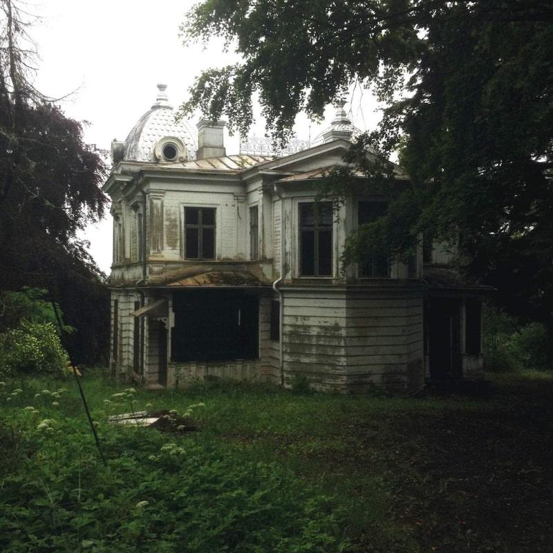 Sedan 2006 har huset stått tomt.