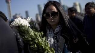 Sorg efter kinesisk nyarstragedi