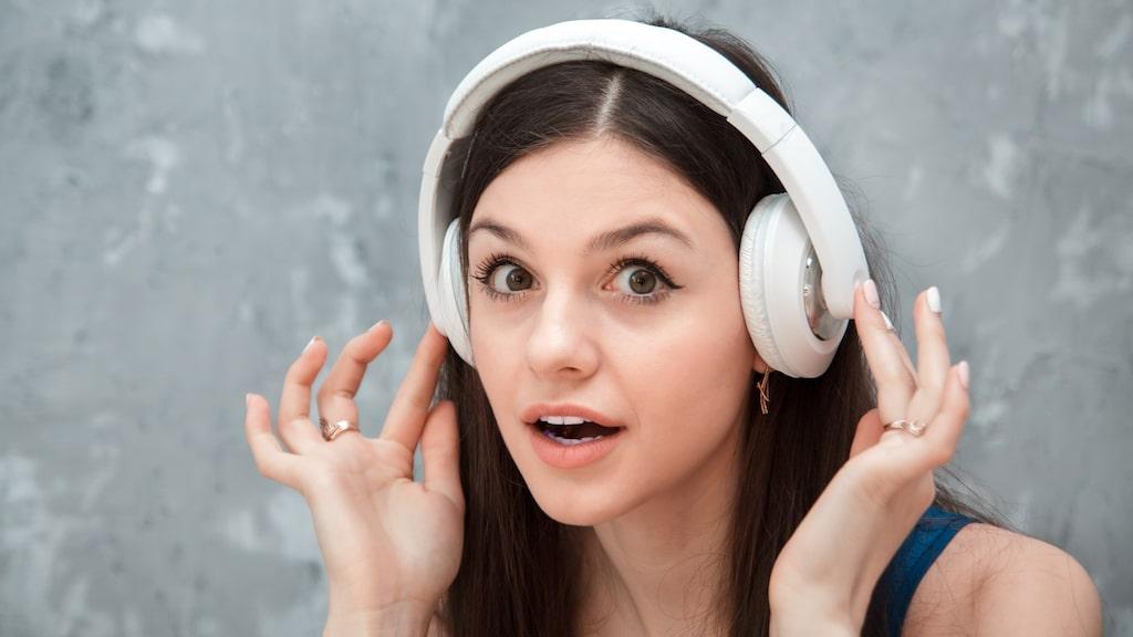 Gåshud kan dyka upp i alla möjliga situationer och de allra flesta har upplevt det någon gång i livet. För vissa när de lyssnar på riktigt bra musik.
