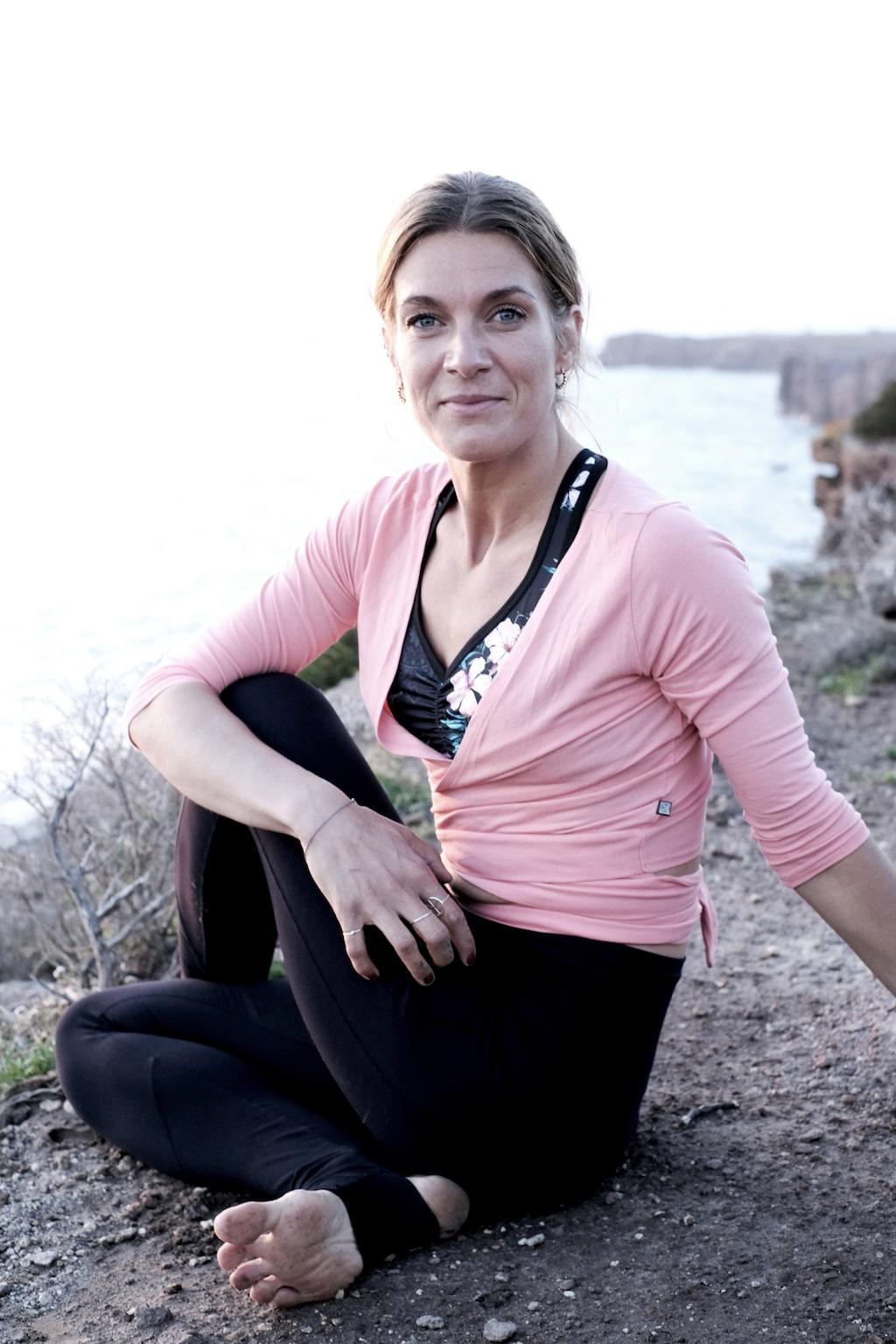 Erika Kits Gölevik.