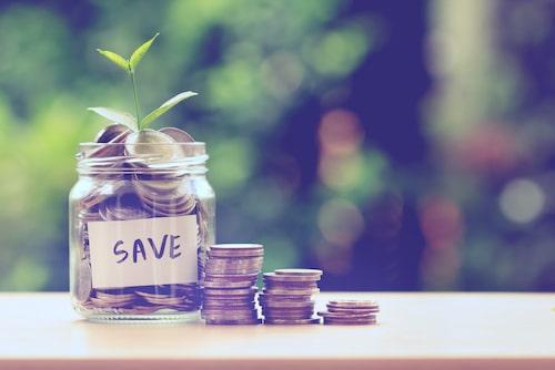 Om du investerar rätt växer pengarna.