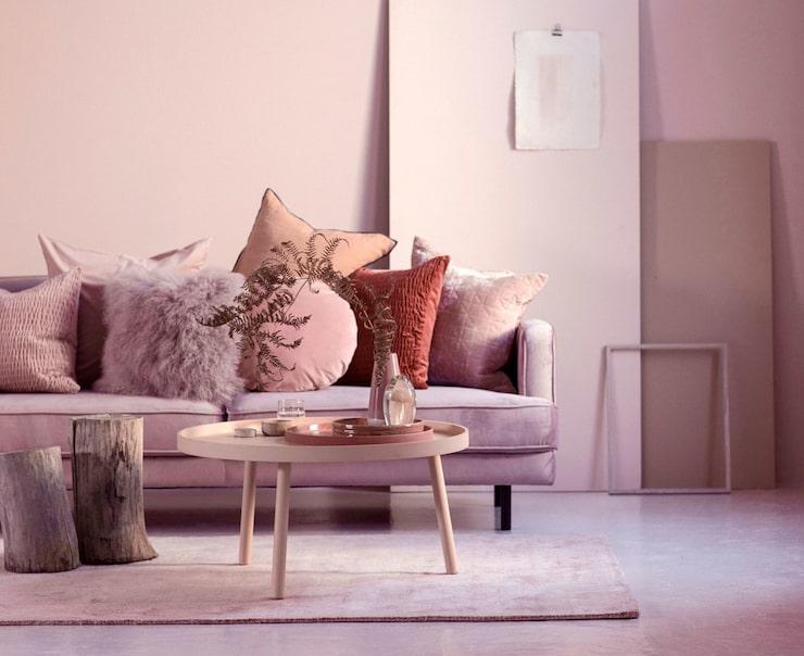 Ellos vårkollektion går helt i rosa.