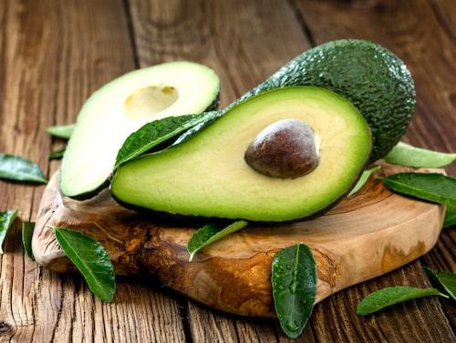 Omega-7 finns bland annat i avokado.