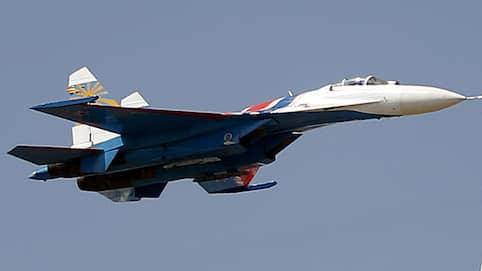 Enligt Försvarsmakten uppträdde det ryska planet