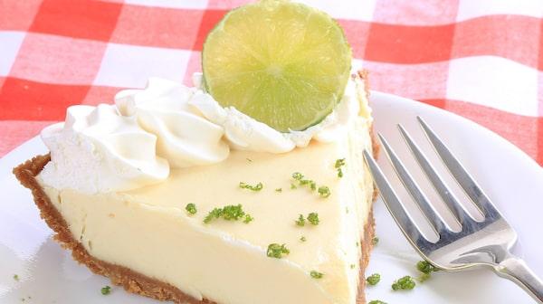 Världens godaste dessert, enligt Mia Gahne.